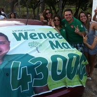Photo taken at Carreata Firmo Camurça - Wendell Maia 43000 by Wagner M. on 10/6/2012