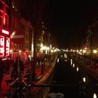 4/2/2013 tarihinde Billy C.ziyaretçi tarafından Red Light District / De Wallen'de çekilen fotoğraf