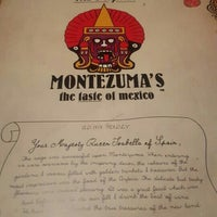 Photo taken at Montezuma's by Chyssa J. on 3/11/2016