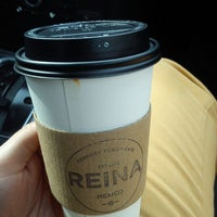 Photo taken at REINA by Luis V. on 1/28/2014