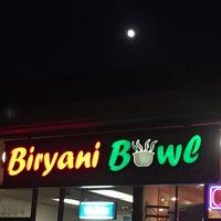 Photo taken at Biryani Bowl by Locu L. on 7/26/2016