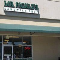 Photo taken at Mr. Pickle's Sandwich Shop by Locu L. on 8/4/2016