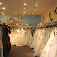 Photo taken at Elegant Bridal Boutique by Locu L. on 7/15/2016