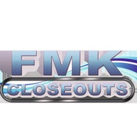 Photo taken at FMK Closeouts by Locu L. on 8/29/2017
