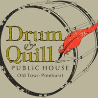 Photo taken at Drum & Quill Public House by Locu L. on 9/6/2016