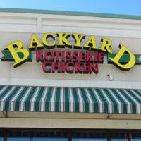 Photo taken at Backyard Rotisserie Chicken by Locu L. on 3/16/2016