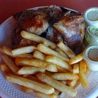 Photo taken at Backyard Rotisserie Chicken by Locu L. on 3/18/2016