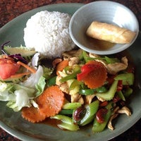 Photo taken at Onny's Thai Restaurant by Locu L. on 10/26/2016