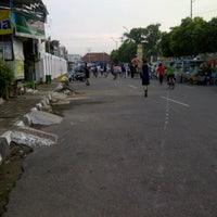 Photo taken at Alun Alun Tegal by Bayu M. on 6/1/2013