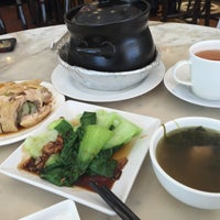Photo taken at Loy Kee Best Chicken Rice 黎記海南雞飯 by ãCë on 9/28/2016