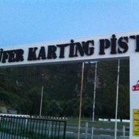 7/4/2013 tarihinde Burak Ö.ziyaretçi tarafından Nilüfer Karting'de çekilen fotoğraf