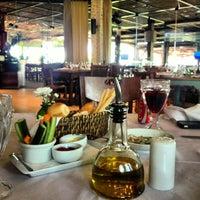 Photo taken at Gaiana Restaurante by Stephani V. on 4/27/2013