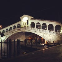 Foto scattata a Ponte di Rialto da Giovanni I. il 3/21/2013