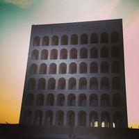 Foto scattata a Palazzo della Civiltà e del Lavoro da Giovanni I. il 7/14/2013