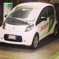 Photo taken at Telecom Italia by Giovanni I. on 4/10/2014