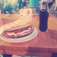 Photo taken at Nokta Cafe & Restaurant by 👑Sinem Ö. on 7/12/2013