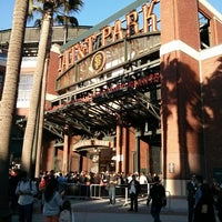 Photo taken at AT&T Park by Alan L. on 7/25/2013