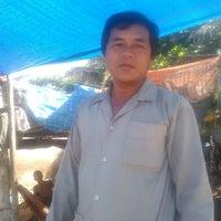 Photo taken at lang chai mui ne (Fishing Village) by Ariel Duong L. on 5/8/2014