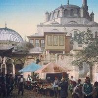 Photo taken at Karaçalı Camii by Yusuf U. on 9/8/2017