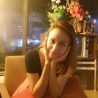 Photo taken at Sofa Pub & Restaurant by Sansanee P. on 10/18/2014
