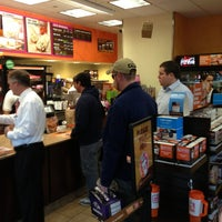Photo taken at Dunkin' Donuts by Bill I. on 9/19/2013
