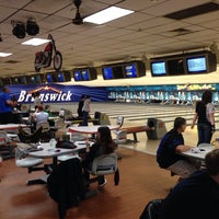 Photo taken at Brunswick Zone Columbia Lanes by Bill I. on 2/15/2014