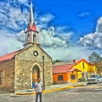 Photo taken at Iglesia de Nuestra Señora de Lourdes by Abs M. on 5/5/2014