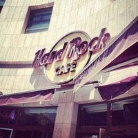 Photo taken at Hard Rock Cafe Malta by Maria M. on 6/3/2013