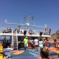 Photo taken at Sato Tour Denizin Ortası by Fatoş S. on 6/21/2016