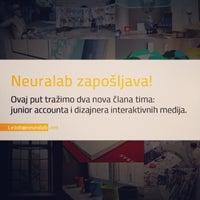 Photo taken at Neuralab & Transmeet.Tv by Kreshomir on 7/2/2014