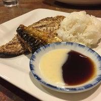 Photo taken at Kiriba Sushi by novianty w. on 9/24/2014