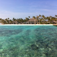 Photo taken at Velaa Private Island Maldives by Farey I. on 2/9/2014