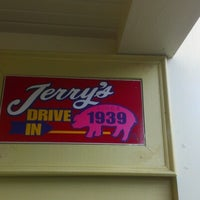 Photo taken at Jerry's Drive In by Cindy T. M. on 2/2/2013