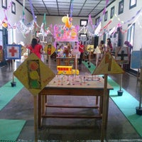Photo taken at Tumbuh Primary School by Anom B. on 3/21/2013