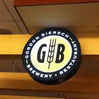 Photo taken at Gordon Biersch Bar & Restaurant by Michael S. on 12/22/2012