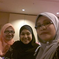 Photo taken at Kayangan Ballroom, Putra Palace by Cayang R. on 10/23/2013