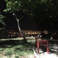 Photo taken at İtfaye Parkı by Idris A. on 7/2/2015