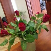 Снимок сделан в Бизнес Парк на Цветочной 18 пользователем АлЬбин@ К. 4/11/2016