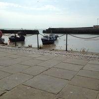 Photo taken at Folkestone Seafront by David H. on 6/21/2014