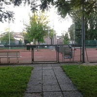 Photo taken at Tennis Club Casaleone by Federica T. on 5/17/2013