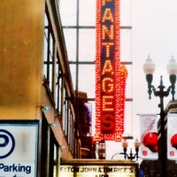Photo taken at Pantages Theatre by Mike O. on 1/27/2013