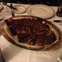 Photo taken at Wolfgang's Steakhouse by Michael V. on 3/17/2013