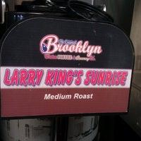 Photo taken at Brooklyn Water Bagel Co by John on 8/14/2013