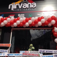 Photo taken at Nirvana Game Center by Emrah Y. on 2/21/2014