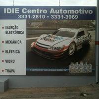 Photo taken at Idie Centro Automotivo Ltda by Gustavo I. on 5/14/2013