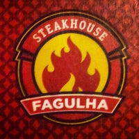 Photo taken at Fagulha Steakhouse by Pablo Q. on 10/16/2012