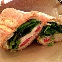 Photo taken at City Sandwich by Lizz S. on 8/2/2013