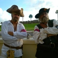 Photo taken at St. Augustine Pirate and Treasure Museum by Just C. on 10/14/2013