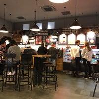 Photo taken at Starbucks by Mojan . on 12/29/2016