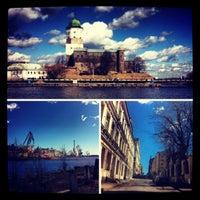 Снимок сделан в Выборгский замок пользователем Petr E. 5/1/2013